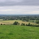 The view from Crickley Hill