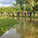 Walks on water! - Gloucestershire Way
